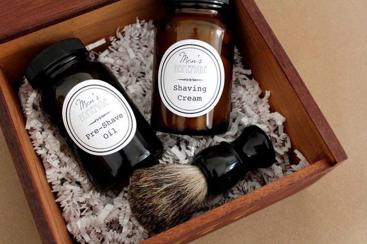 Este kit para afeitar es un regalo único para tus seres queridos.