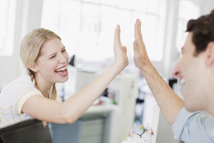 Si logras disfrutar de lo que haces, te apreciarán más en el trabajo y te cansarás menos.