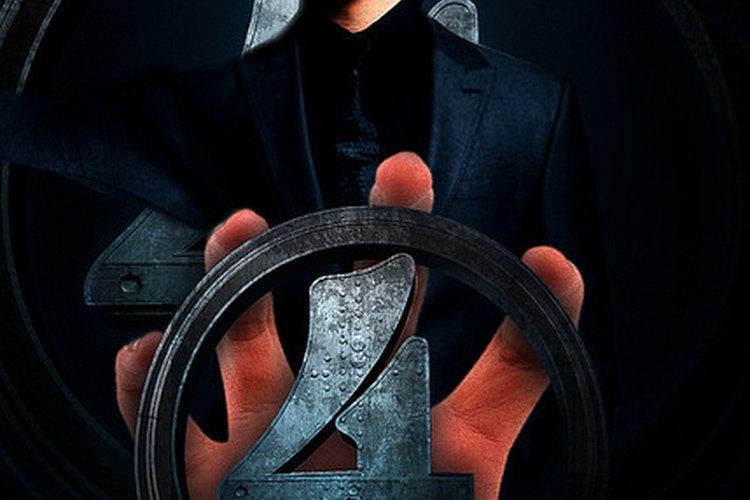 Poster de Miles Teller interpretando a Mr. Fantástico