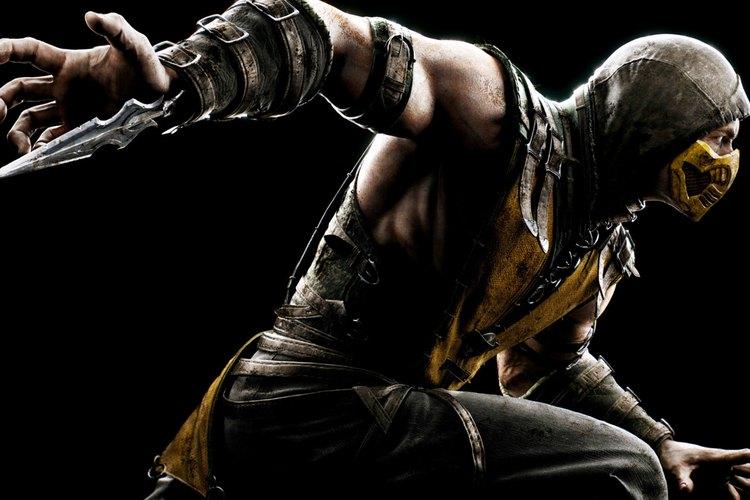 Imagen de Scorpion, uno de los personajes más populares del juego