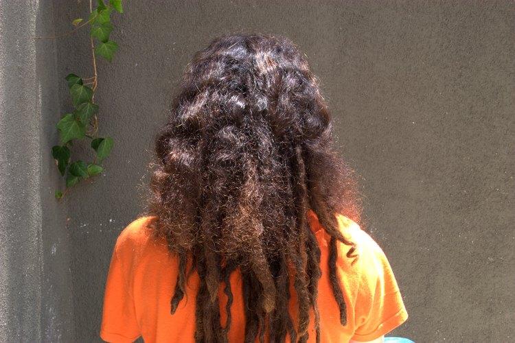 Usa el cabello suelto.