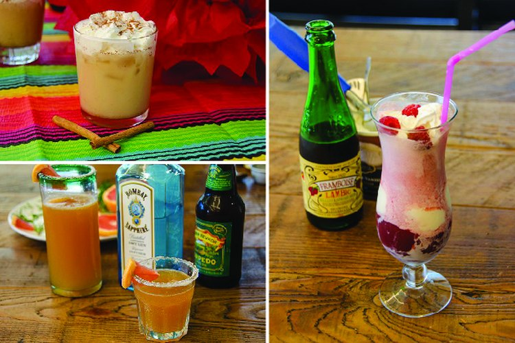 Haz uno de estos 10 cócteles con cerveza para tu próxima fiesta.