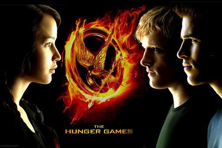 Poster con los principales personajes de la película