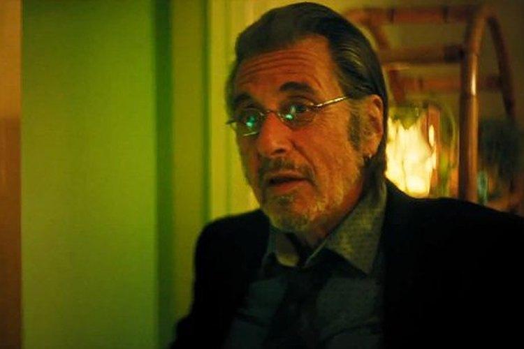 Al Pacino interpretando al Sr. Manglehorn
