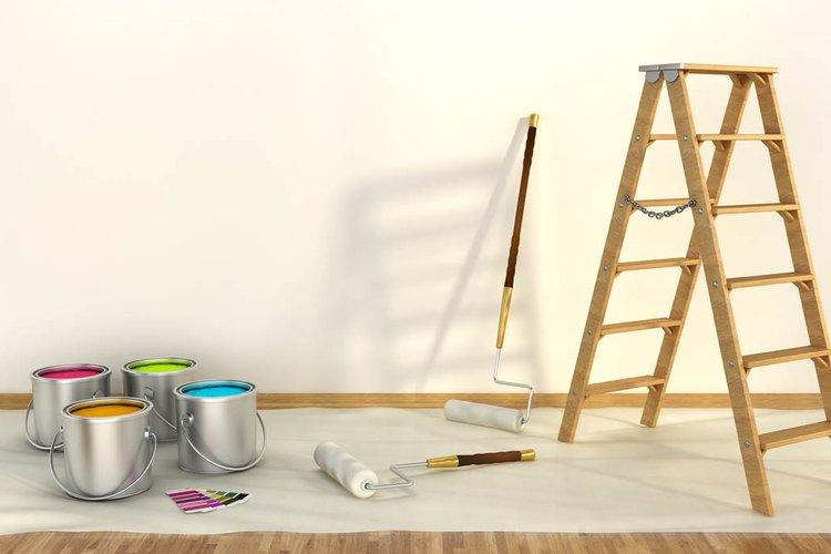 A la hora de pintar tu casa, necesitas materiales de buena calidad.