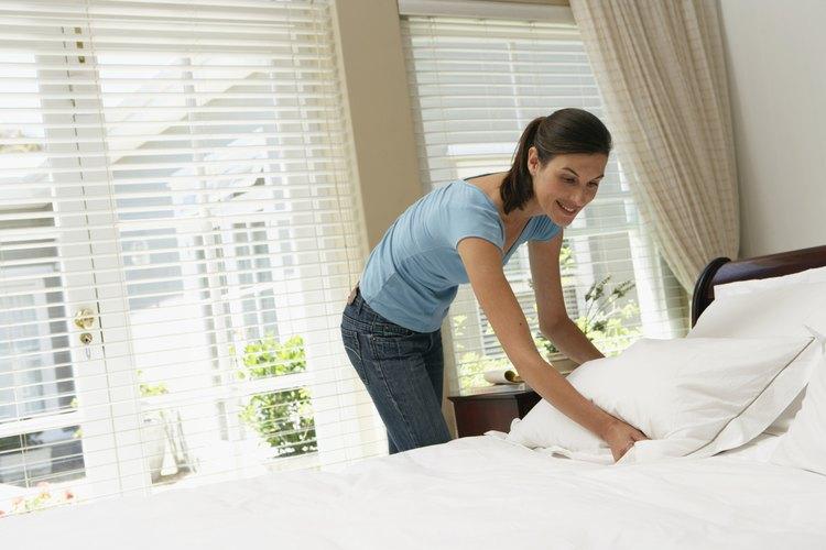 Hacer la cama será el puntapié inicial para que incorpores el hábito del orden desde temprano.