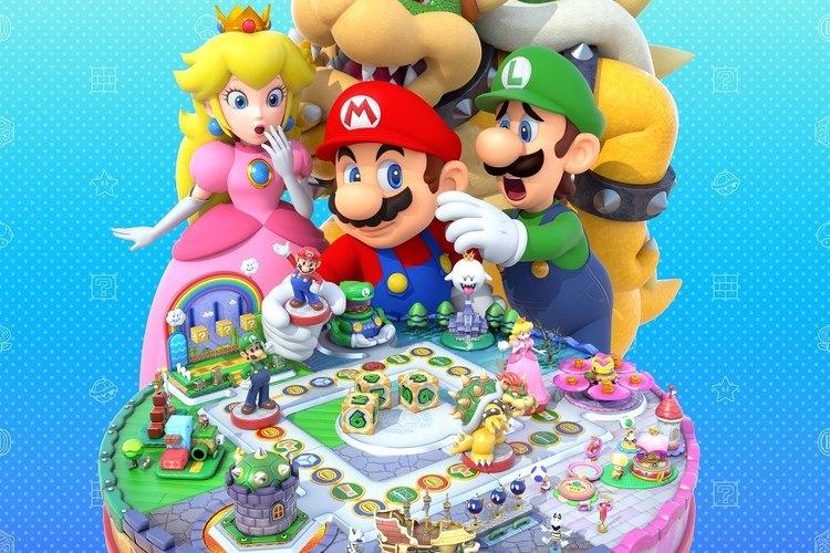 Imagen de los principales personajes del título