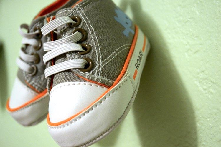 Un zapato bien medido ayudará a mantener a tu bebé a salvo.