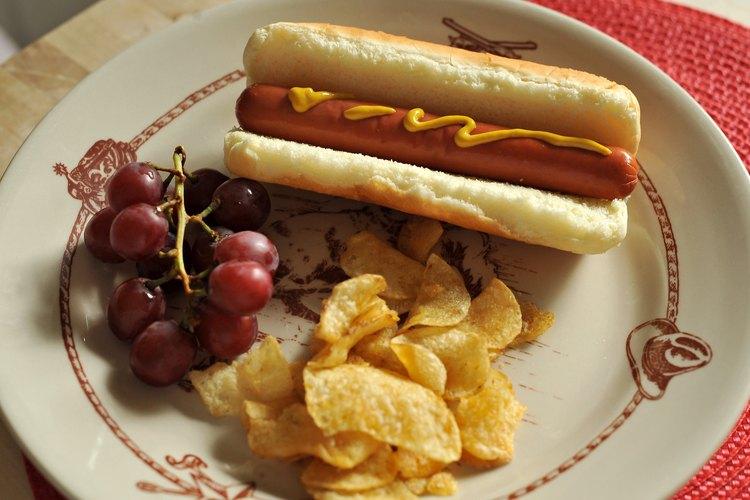 Puedes calentar al vapor tus panes para perros calientes en poco tiempo.