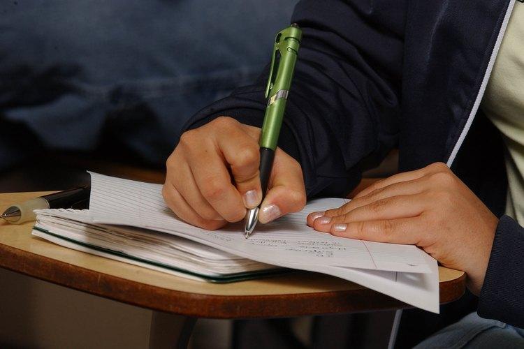 Notarás que prepararte para el examen te toma muchísimo menos tiempo y cansancio si has tomado apuntes y realizado cuadros sinópticos.