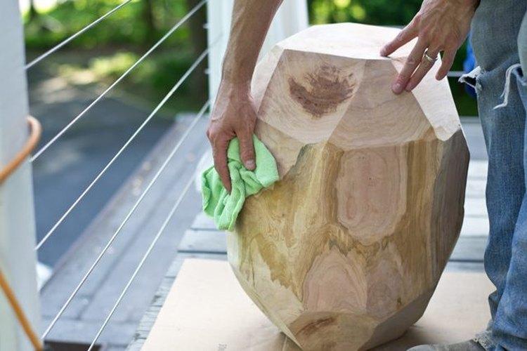 Limpia el tronco.