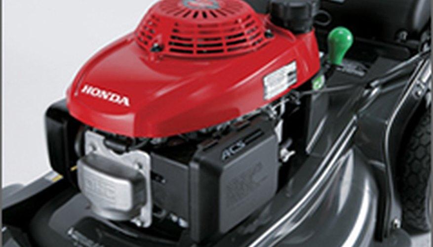 Honda HRX217VKA lawnmower