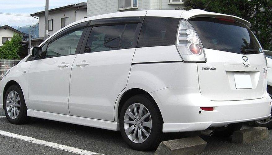 Mazda Premacy/5