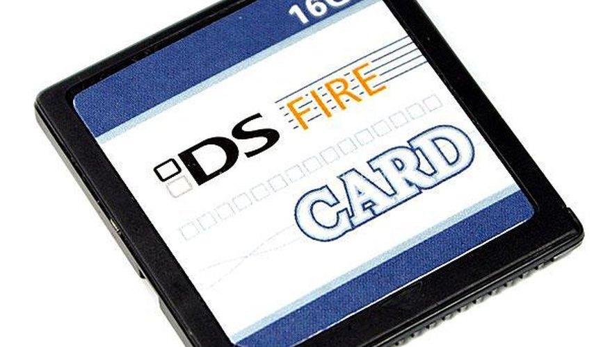 DS Fire Card