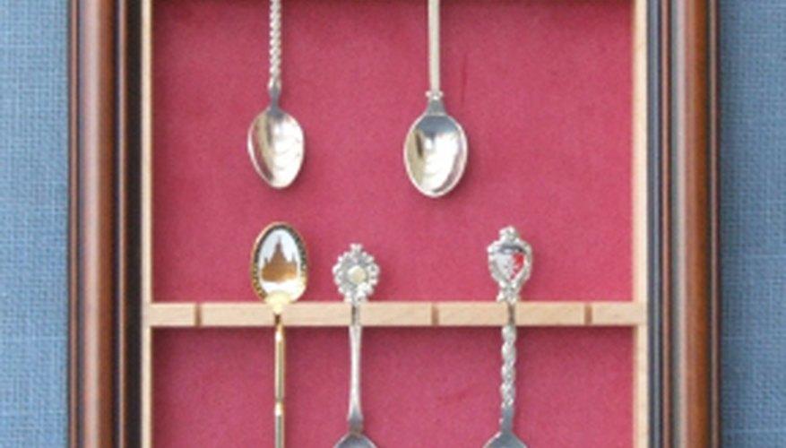 Spoon Display Case