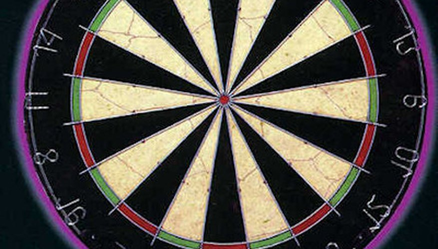 Yorkshire Dart Board