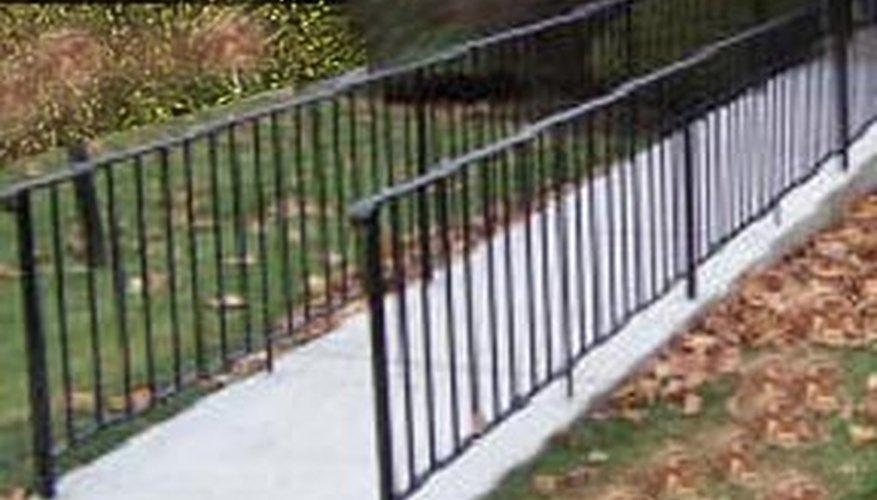 A gradual slope ensures safety.