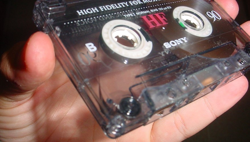 Fix Your Dragging Cassette Tapes