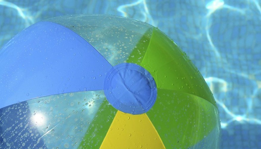 Don't let a seam hole ruin your swimming pool inflatable fun.