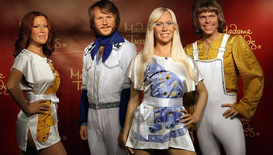 Abba was a popular music group that wrote and sang disco music.