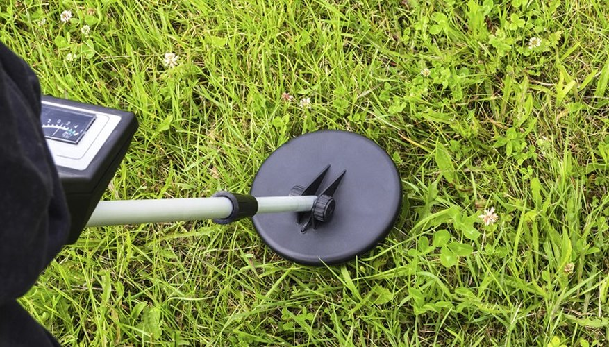 Uncover hidden treasure with a Micronta 4003 metal detector.