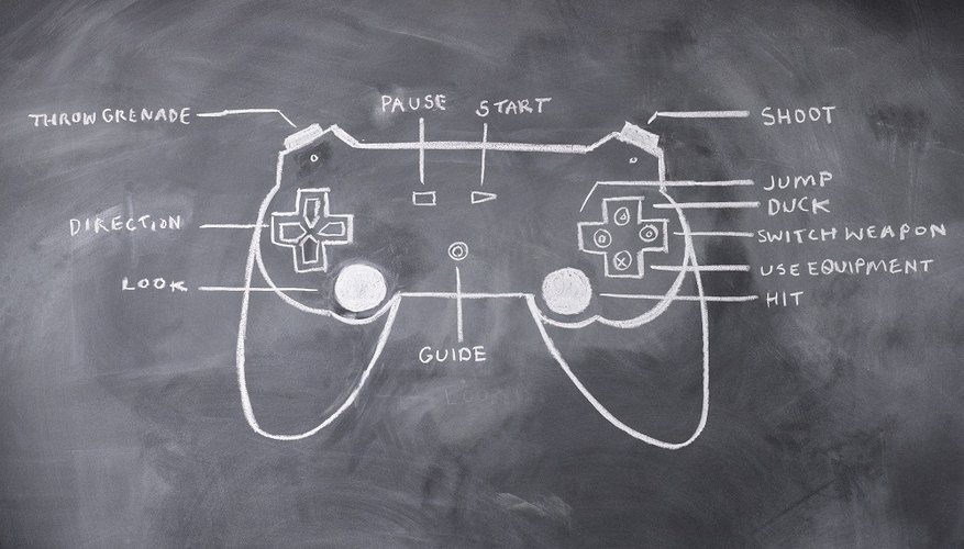 How to fix your faulty PS2 joypad