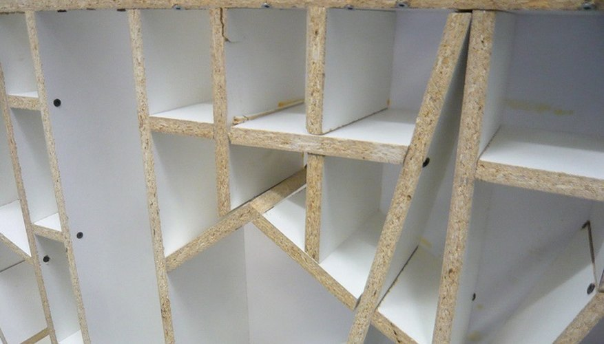 Renew your chipped melamine furniture or shelves.