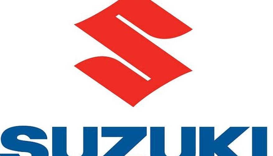 Suzuki bikes are big sellers in the UK.
