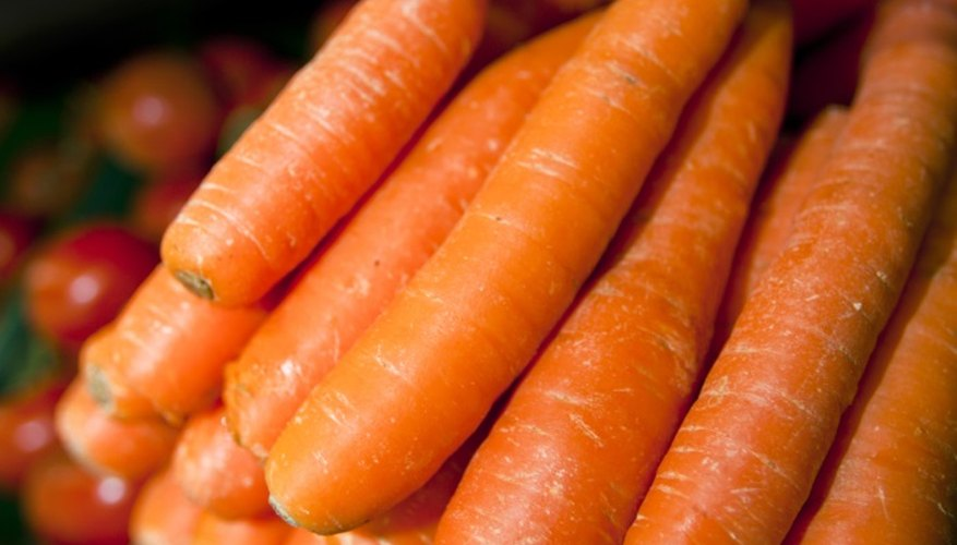 The carrot life stages are those of biennial plants.