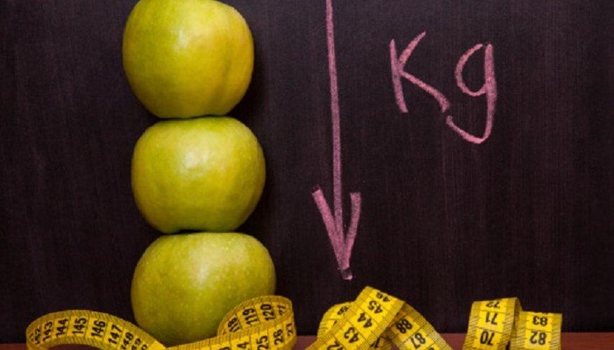 Most apples weigh 1 Newton each.