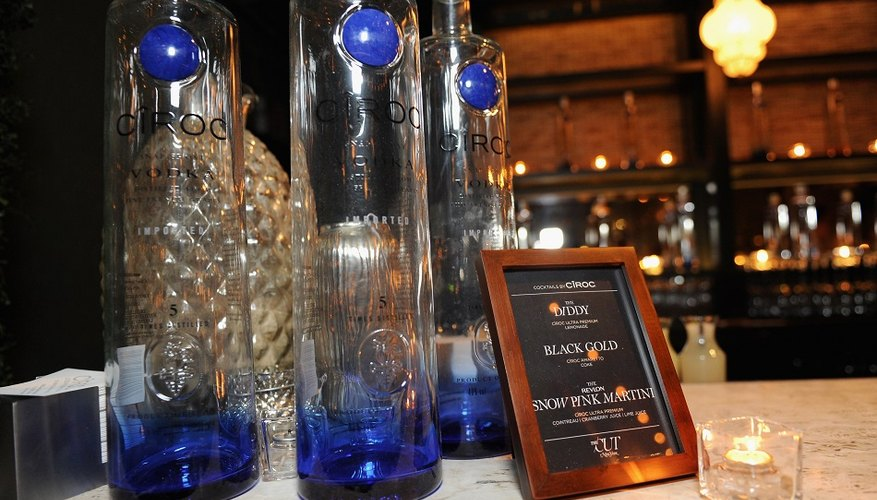 You can make a wide range of cocktails using Ciroc vodka.