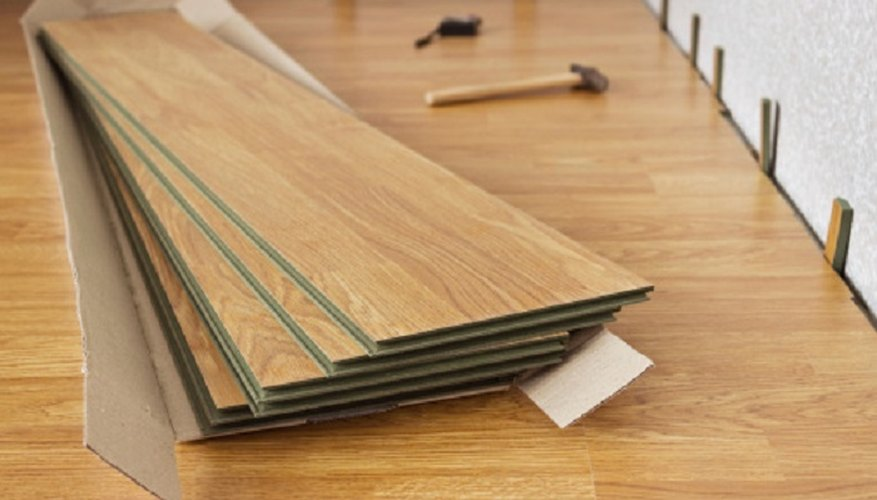 Improperly dried concrete can damage your laminate floor.