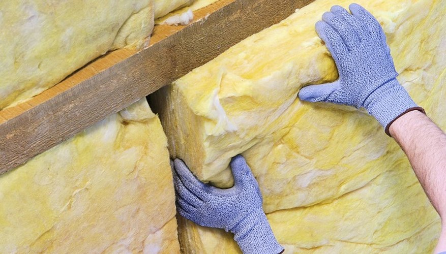 Wall insulation can help you cut your energy bills.