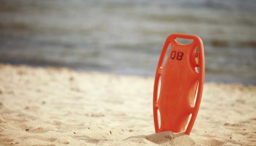 Be the lifesaver of your next Halloween party by dressing like a lifeguard.