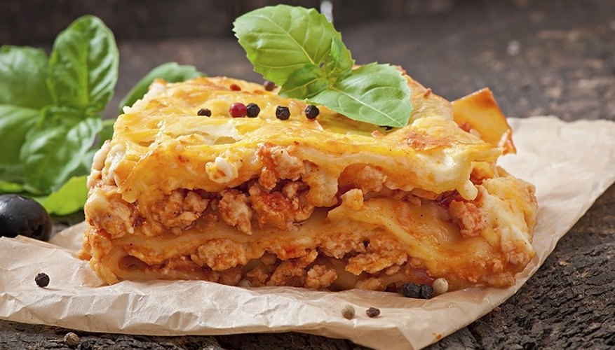 Reheat lasagna without drying out the pasta or sauce.