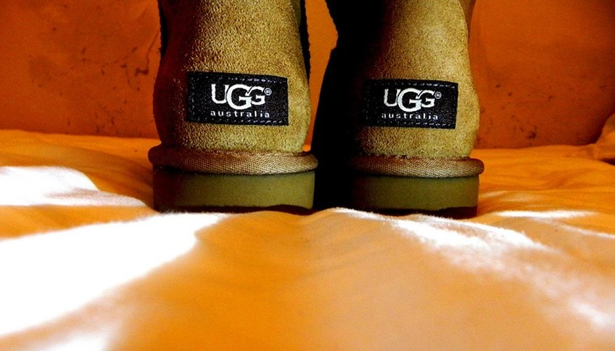 Bring the colour back to your stained Ugg boots.