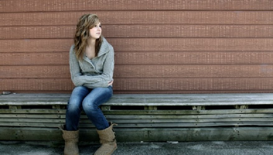 Teenage years are marked by changes in body structure due to hormones.