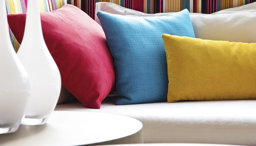 Turn your hobby into a money-making soft furnishings business.