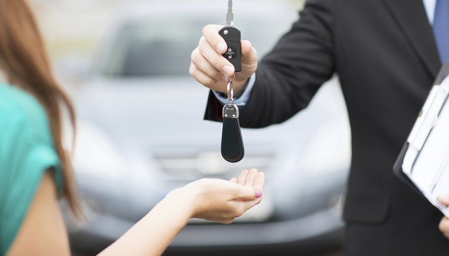 Buy a car using just your debit card.