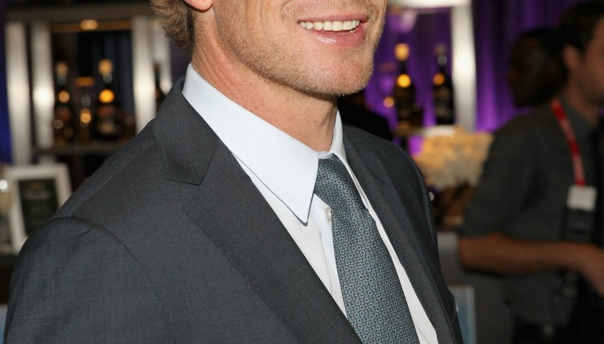 Simon Baker is the actor who rocks the
