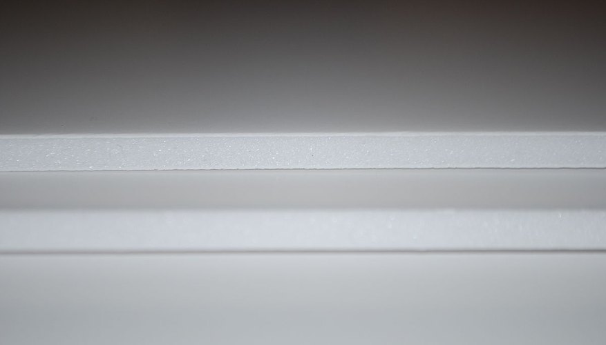 Structural insulated panel is also called foamcore panel.