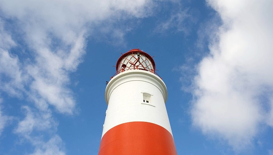 Lighthouse-themed science projects demonstrate many quality values as well as scientific principles.