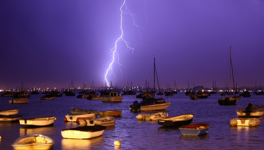 Lightning strikes can damage or destroy unprotected electrical equipment in your home.