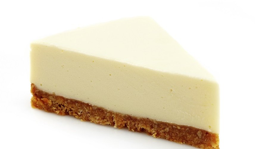 Throw away the cheesecake if you have doubts about its freshness.