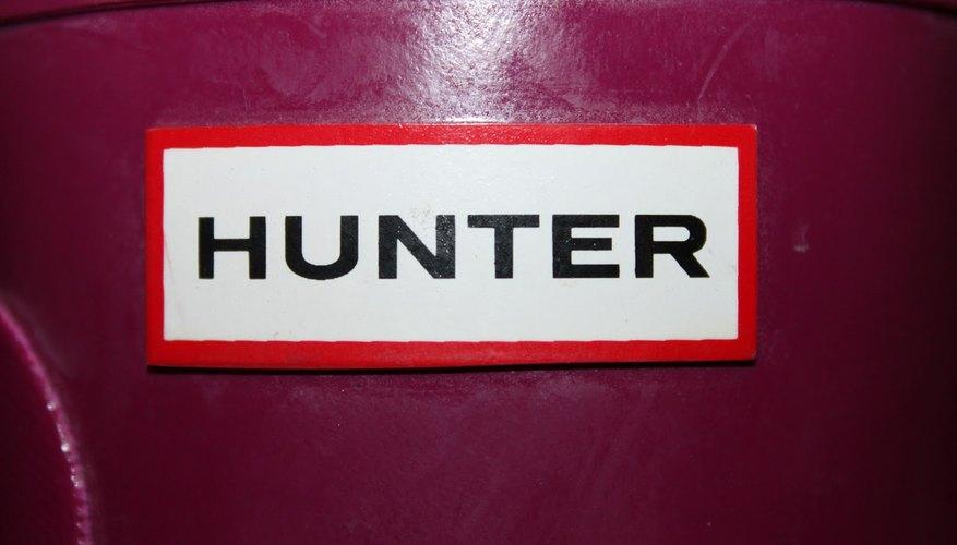 How to fix a broken buckle on a Hunter rain boot