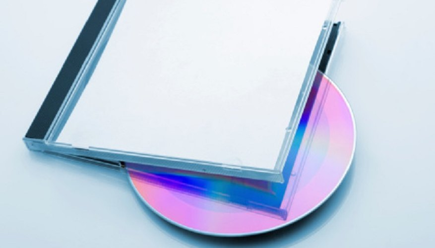 Use Word to create a booklet to give your CD case some character.