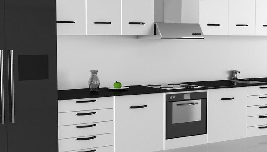 Keep your sleek, black kitchen appliances looking smart.