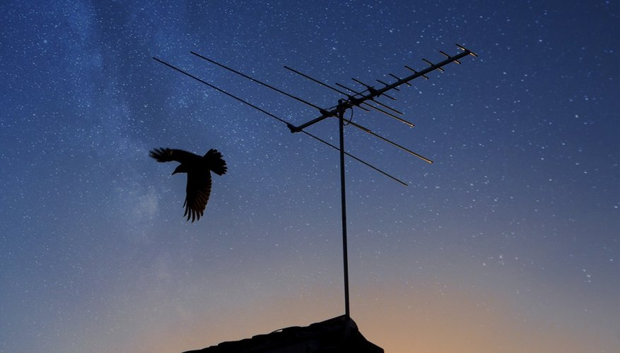 Keeping birds off TV antennas is a common challenge for homeowners.
