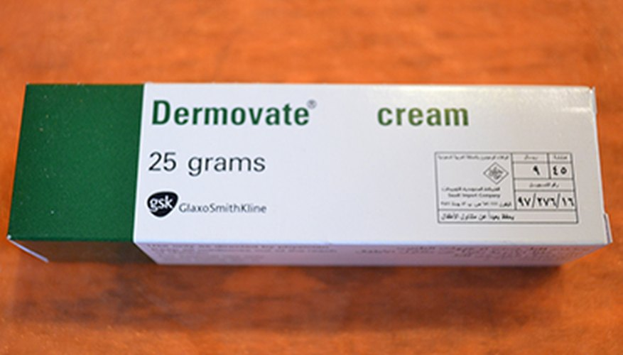 Dermovate is used to treat skin conditions.