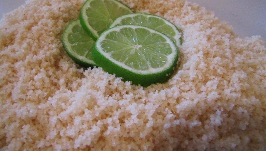 Attieke preparation is similar to couscous.